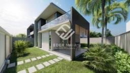 Casas Duplex, 125m, 3 suítes! Lançamento!