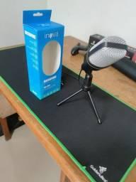 Título do anúncio: Microfone PODCAST inova