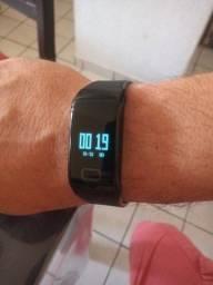 Título do anúncio: Relógio smartwatch!!! 40 reais promoção.