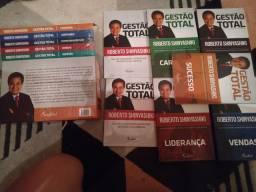 Vendo kit de cinco livros (administração)