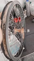 Par de rodas aro 20 Freak COM CUBO GTS GB100