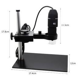Título do anúncio: Microscopio Digital USB  c/ Suporte