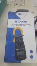 Alicate amperimetro LCD digital