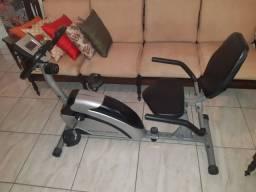 Vendo Bicicleta ergométrica horizontal