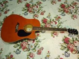 Violão Michael folk SE-40 Honey Satin