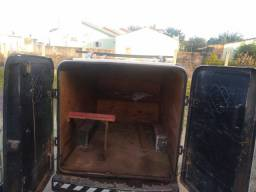 Reboque  box car