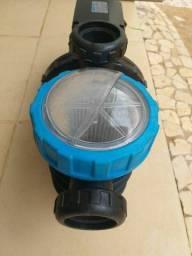 Título do anúncio: Bomba SODRAMAR com pré-filtro 1,5CV 110/220V zerada