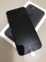 Título do anúncio: iPhone 7 preto 32g