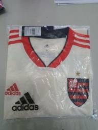 Uniforme II Oficial Flamengo Manto Modelo Adidas Lacrado 18/19