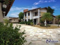 Título do anúncio: Casa com 5 dormitórios para alugar, 452 m² por R$ 8.500,00/mês - Cambeba - Fortaleza/CE