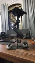 Estabilizador câmera steadycam