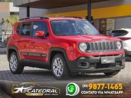Título do anúncio: Jeep Renegade Longitude 1.8 4x2 Flex 16V Aut. 2016 *Novo D+* Aceito Troca