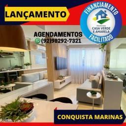 Título do anúncio: Conquista Marinas, Veja aqui as facilidades do seu Apê! CONFIRA!!!