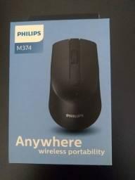Mouse Sem Fio da Philips