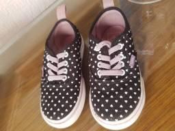Título do anúncio: Sapato Infantil Vans