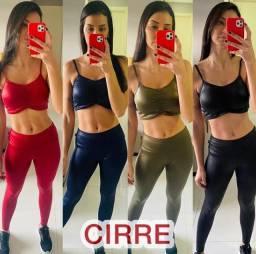 Conjunto Cirre para treinar