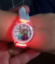 Título do anúncio: Relógios infantis com led