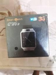 Relógio celular smart watch Qwo9 Wi-Fi  3g