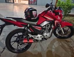 Título do anúncio: Moto Titan 160
