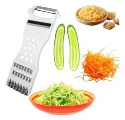 Descascador Ralador Fatiador 5 Em 1 Multifunções Legumes