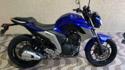 Título do anúncio: Yamaha Fazer 250 FZ25 Blueflex 2021