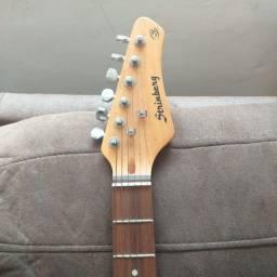 Guitarra strinberg DESCRIÇÃO