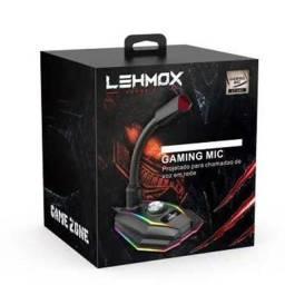 Gaming Mic Lehmox Novo Na Caixa