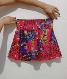Título do anúncio: Short saia de academia G Novo