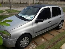 Renault Clio 1.0 8v 2001 - 2001