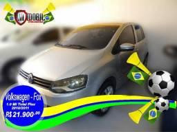 Volkswagen Fox 1.0 Mi Total Flex 8V 5p - 2011