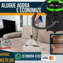 Título do anúncio: Maquina de Limpeza a Seco de Estofados -(Locação) - Garantimos Sua Sátisfação