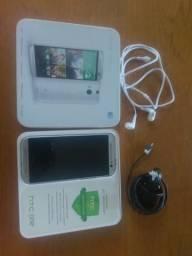 HTC ONE M8 na Caixa em Excelente Estado