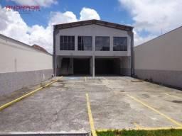 Barracão/Galpão comercial para locação, Rebouças, Curitiba.