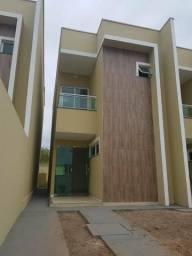 Casa duplex com 3 quartos 3 vagas de garagem no Eusébio