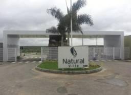 Terreno em condomínio fechado em Emaús/Natural Ville.R$40.000,00
