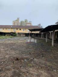 Terreno para alugar, 1500 m² por R$ 9.000,00/mês - Macuco - Santos/SP