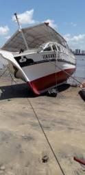 Vende-se barco de turismo pra 30passageiros - 2000