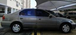 Civic 1.6 16v 4p EX Automático 2000 - 2000