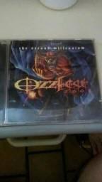 Cd Ozzyfest 2001 the seccond millennium
