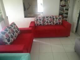 Sofa almofadas soltas