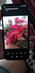 Smartphone Xiaomi Note 07 semi novo!