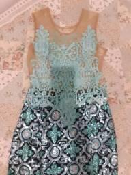 Vestido ideal para formatura, casamento