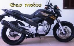 Yamaha 250 fazer 2011 bem nova !! - 2011