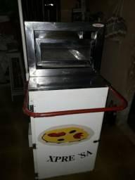 Máquina de mini pizza
