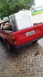 Saveiro quadrado. - 1985