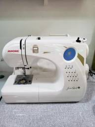 Máquina costura portátil Janome
