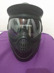 Capacete de Paintball