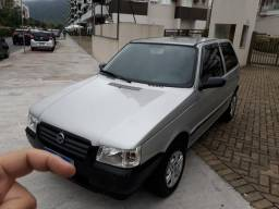 Fiat uno fire 2007 completa + gnv 8.500 parcelo 12x cartao - 2007
