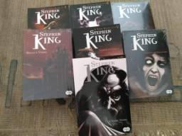 A Torre Negra - Série Completa De Livros De Stephen King