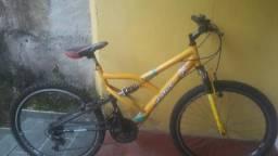 Bike Zerada Com Amortecedor
